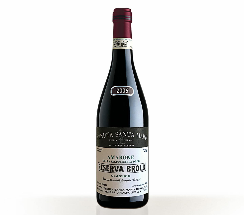 Amarone della Valpolicella Classico Riserva Brolo 2006