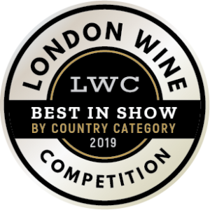 London Wine Competition - 2019 - Best in Show by Country