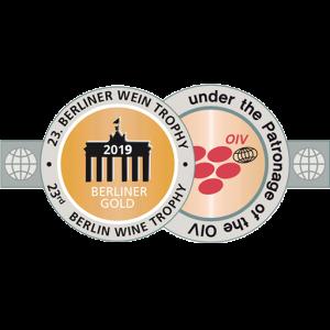 Berliner Wine Trophy - Gold