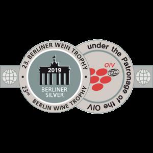 Berliner Wein Trophy - Silver