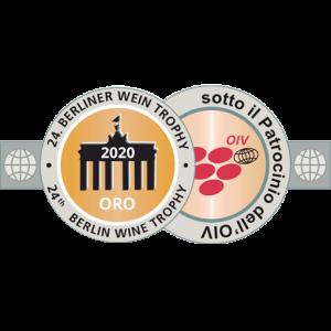 Berliner Wine Trophy - Oro