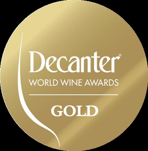 Decanter World Wine Awards – Gold