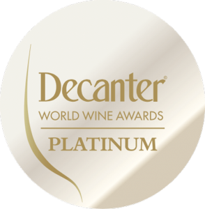 Decanter World Wine Awards - Platinum - 97pts