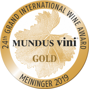 Mundus Vini - Grand International Wine Award - Gold