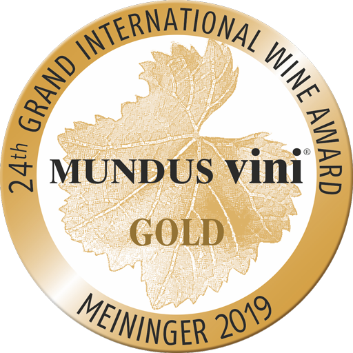 Mundus Vini – Grand International Wine Award – 2019 – Gold