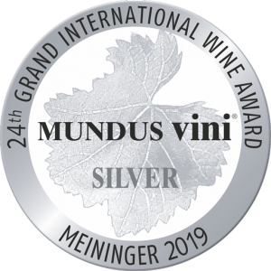 Mundus Vini - Grand International Wine Award - Silver