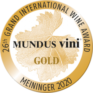 Mundus Vini - Grand International Wine Award - 2020 - Gold