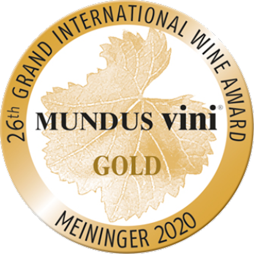 Mundus Vini – Grand International Wine Award – 2020 – Gold