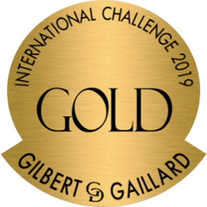 Award - Gilbert & Gaillard - 2019 - GOLD