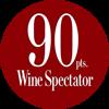 Wine Spectator – 90pts