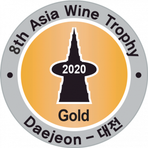Asia Wine Trophy - Gold - 2020