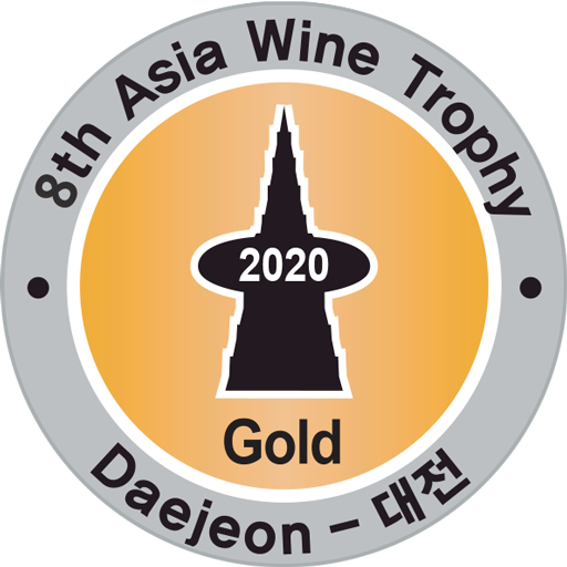 Asia Wine Trophy – Gold – 2020